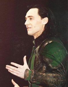 Loki, you fox..