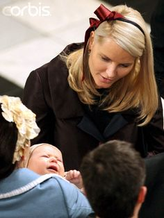 Crown Princess Mette-Marit, January 21, 2006 | Royal Hats