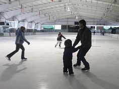 Extreme Ice Center    Credit: Associated Press    Talk about cool! Here's the site for the Extreme Ice Center in Indian Trail: xicenter.com