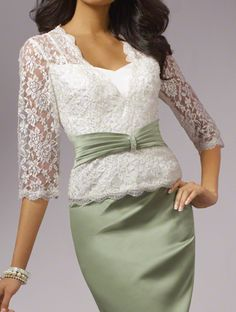 Style 7087 from Special Occasion - Detail
