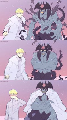akira x ryo Devilman Crybaby, Manga Anime, Anime Meme, Anime Art, Akira, Cry Baby, Character Art, Character Design, Anime Lindo