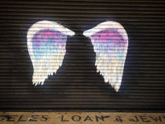 The Global Angel Wings Project created in 2012 to remind humanity that we are the Angels of this Earth Colette Miller Wings, Parking Spot Painting, Angel Wings Painting, Chalk Art, Pretty Pictures, Overlays, Art Drawings, Grunge, Arts And Crafts