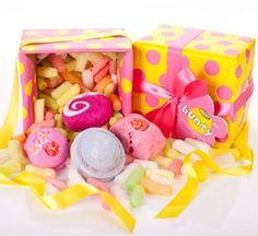 Bunty Pink Pink Gifts, Lush, Easter, Beauty, Beleza, Cosmetology