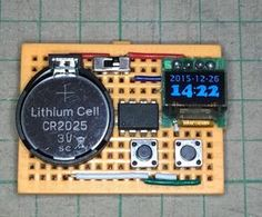 This instructable show how to use an ATtiny85 to create a tiny watch core that can run over 1 year before recharge or replace battery.The instruction to make the watch case may be in next instructable.I have made a few Arduino watch before, but I found the watch using ATmega boards or ATmega chips are a little bit too big to wear. So I would like to make it with a smaller chips.I have choose ATtiny85 just because I can easy to get one.The challenges for using ATtiny85 are: It only have 8K…