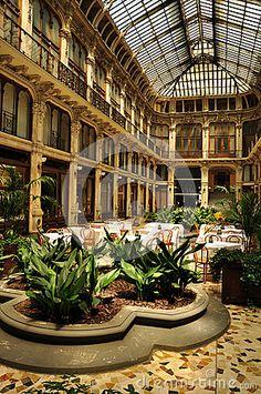 Torino, Italy. Galleria subalpina