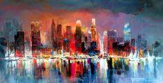 Skyline by Willem Haenraets