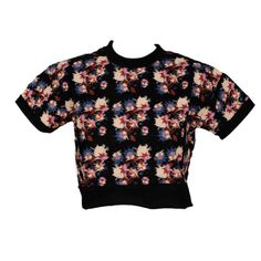 Tops Archives   Page 5 of 7   Pretty Disturbia Alternative Clothing Brand, Festival Crop Tops, Polo Neck, Plain Black, Cropped Top, Cold Day, Blur, Repeat, Long Sleeve Tops