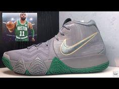 Nike Kyrie Irving 4 Boston Celtics Sneaker Honest Review #celtic #boston  #kyrieirving