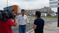 Explicando en 'Las Mañanas de Cuatro' la situación del Ayuntamiento de Gandia.  http://www.josemanuelprieto.es