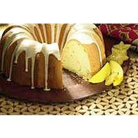 Glazed Mango Pound Cake by Better Homes and Gardens