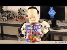 Task Relevant Roadmaps for iCub humanoid - YouTube