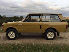 Range Rover 1973