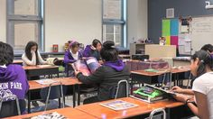 Modernizing Chicagos Schools video featuring several PBC built schools.