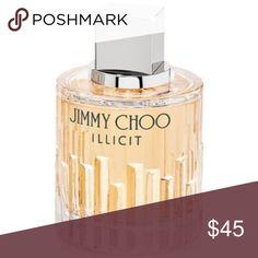 Jimmy choo illicit 3.3 oz EDP Brand new! Jimmy Choo Accessories