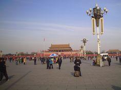 Beijing China, Cn Tower, Building, Travel, Viajes, Buildings, Trips, Construction, Tourism