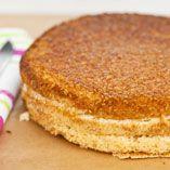 Gluteeniton kakkupohja - Reseptejä
