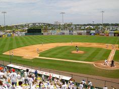 Daytona Beach Cubs at the Jackie Robinson Ballpark. http://www.thewysecondoteam.com/condo-news/daytonacubsblog/#