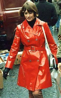 Girls Raincoat, Vinyl Raincoat, Raincoat Jacket, Yellow Raincoat, Plastic Raincoat, Black Rain Jacket, Rain Jacket Women, Mod Jacket, Rubber Raincoats