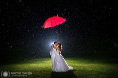 Sneak peek of a rainy Mayernik Center wedding in Avonworth Park, PA near Sewickley, PA. Backlit rain photo with flash. Wedding Couple Poses Photography, Rain Photography, Bridal Photography, Creative Photography, Pre Wedding Shoot Ideas, Pre Wedding Photoshoot, Photoshoot Ideas, Romantic Wedding Photos, Wedding Couples