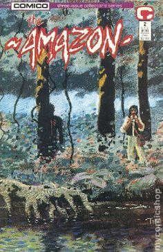 Amazon (1989 Comico) 2