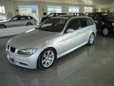 #Coches de ocasión en #Valencia BMW Serie 3 320D TOURING 5p. 15950€ http://orlandocars.es