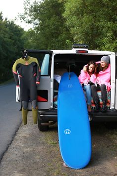 #surf # Surfers #friends #van