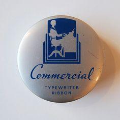 Vintage Typewriter Ribbon = <3