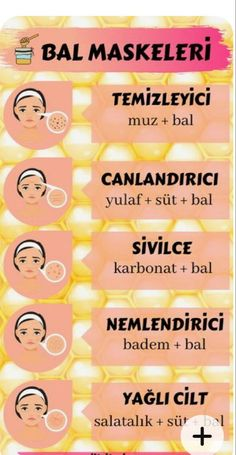 makeup art Evinizde her zaman bulunan malzemelerle hazrlayabileceiniz her trl cilt problemini zen bal maskeleri ile cildiniz daha da gzelleecek. Beauty Care, Beauty Skin, Beauty Makeup, Beauty Secrets, Beauty Hacks, Beauty Tips, Beauty Products, Face Mapping, Acne Causes