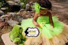 Disney Princess Collection Tiana Princess and the Frog Tutu Dress