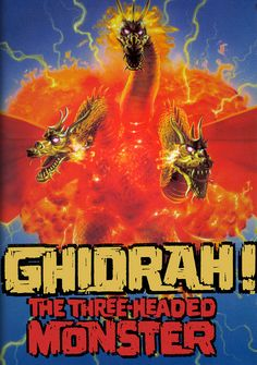 Ghidrah! The Three-Headed Monster (1965)