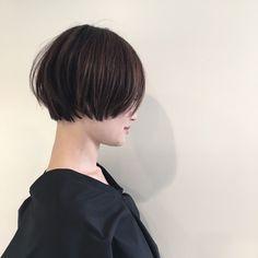 Short Hair Cuts, Short Hair Styles, Cortes Bob, Short Bob Haircuts, Japan Girl, Little Girl Hairstyles, Pixie Haircut, New Hair, Hair Color