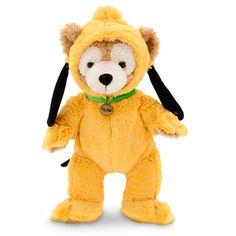 Disney Duffy Pluto Costume  sc 1 st  Pinterest & Duffy the Disney Bear Pluto Costume - 17u0027u0027   The Gift Shop ...
