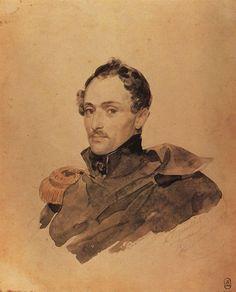 Портрет капитана А.М.Костинича