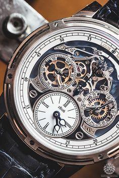 Now on WatchAnish.com - Louis Moinet Chronograph Memoris. | juwelier-haeger.de