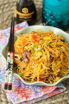 From pad Thai and pho to Singapore noodles and ramen soup, these 40 recipes are easy to whip up right in your own kitchen, no reservations required.