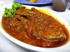 Myanmar - Sauce - Ngan Pya Ye Chet #recipe #kitchen