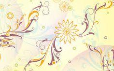 Floral pattern inspiration...