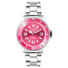 montre Femme Ice Watch, Ice Pure Pink Small