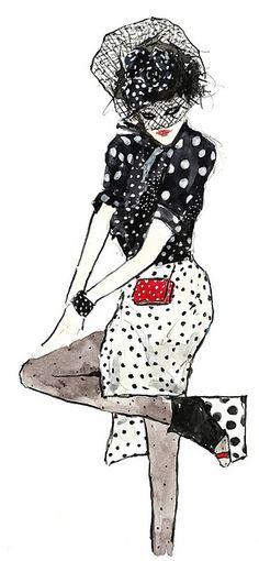 Vita Yang  #illustration