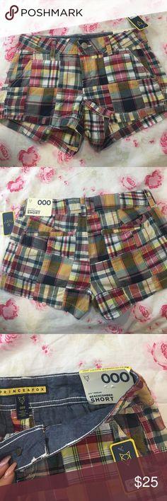Shorts Plaid shorts nwt Shorts