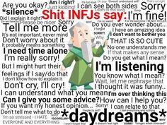 Intj Personality, Myers Briggs Personality Types, Personalidad Infj, Infj Characters, Infj Love, Infj Problems, Infj Mbti, Psychology Facts, Decir No