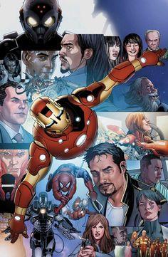 The Life of Tony Stark