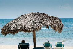 The beautiful Playa Dorada in Puerto Plata, Dominican Republic