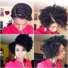 """African Hair as an accessory. Photo Credit: Bonzenga Monzele Mbongo  Text """"ZOHA"""" to 55469 to get updates about our upcoming online auction Nov. 24-Dec 10"""
