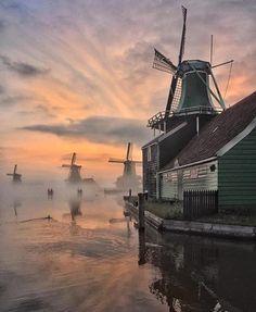 Zaanse Schans, Municipio en los Países Bajos