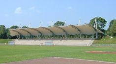 football grandstand design building - Buscar con Google