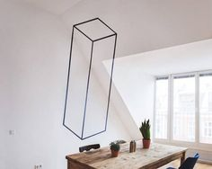 Geometric Optical Illusions Make This Hostel A Lot More Interesting - UltraLinx