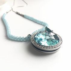 Origami Owl Spring/Summer 2018 Collection, Origami Owl prism locket, arrives feb 1st! Isn't it beautiful!! LARGE SILVER TWIST LIVING LOCKET BASE + AQUA PRISM LIVING LOCKET FACE WITH SWAROVSKI CRYSTALS New! $44.00