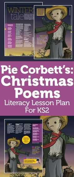 Pie Corbett Poetry KS2 – Christmas Poems To Contrast Our Festivities To Other Countries'