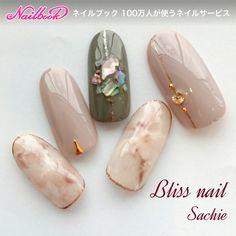 Look at these natural nail colors. Nails To Go, Hot Nails, Hair And Nails, Japanese Nail Design, Japanese Nail Art, Blush Nails, Neutral Nails, Cute Nail Art Designs, Beautiful Nail Designs
